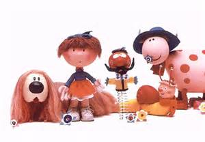Magic Roundabout Characters