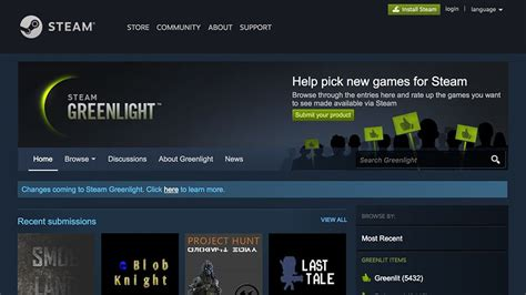 Steam is shutting its Greenlight launching pad for indie ...