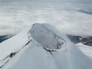 Check Out This Active Volcano In Alaska