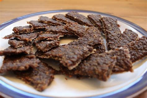 Easy Homemade Jerky From Ground Beef