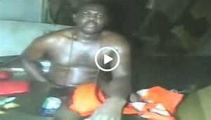 divers find man alive in shipwreck