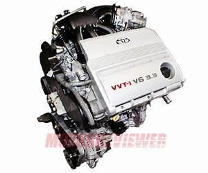 Toyota 30 V6 Engine Problems