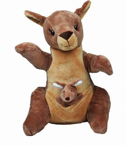 Kangaroo Joey Jill Bear Teddy Kangaroos Inch