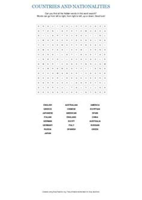 countries images worksheets  passports