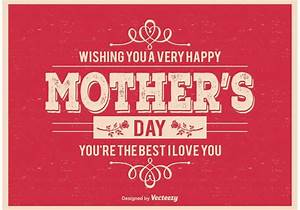 Mother's Day Typographic Poster 145640 - WeLoveSoLo