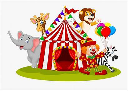 Circus Clipart Transparent Clipartkey Clipground