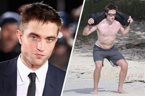 Robert Pattinson Talks About His Physical Transformation ...
