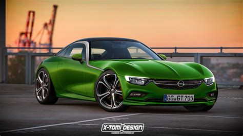 Opel Gt Price by Opel Gt 2016 K 246 Nnte So Das Serienmodell Aussehen