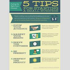 Infographic Startup Tips Theselfemployedcom