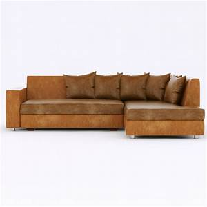 modern sofa 5 3d models cgtradercom With couch sofa 3d model