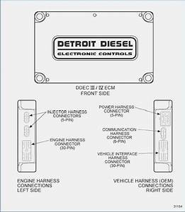 Detroit Series 60 Ecm Wiring Diagram Dolgular Of Ddec V Ecm Wiring Diagram For Detroit Diesel