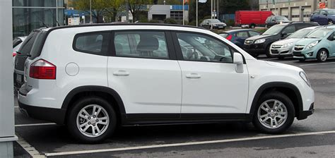 Chevrolet Orlando Picture by Chevrolet Orlando Interesting News With The Best