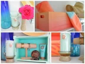 diy bedroom decorating ideas for diy summer room decor ideas