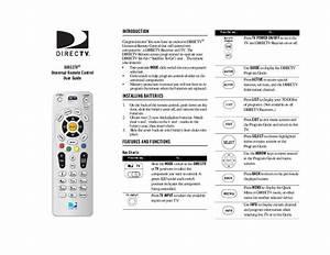 Directv Dvd Vcr Combo Pmn User U0026 39 S Guide