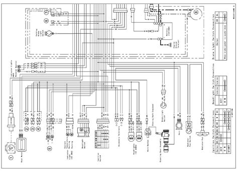 Kawasaki Mule Wiring Schematic by 2006 Mule 3010 Wire Diagram Wiring Diagram