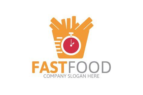 logo cuisine fast food restaurant logo design