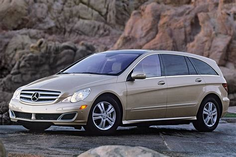 2006 Mercedes-benz R-class Reviews, Specs And Prices