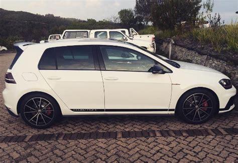 spotted vw golf gti clubsport  simola hillclimb wheels