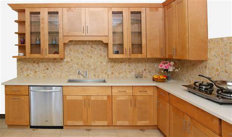 shaker maple kitchen cabinets buy honey shaker maple rta kitchen cabinets in affordable 5165