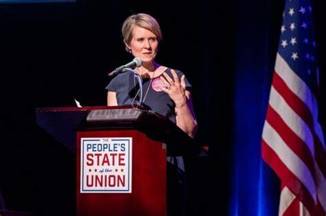 Cynthia Nixon Is An Unqualified Lesbian Says New York