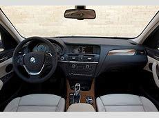 Foto BMW X3 xDrive35i F25, Innenraum hinten vergrößert