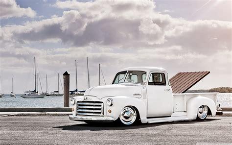 Gmc Pickup Truck 4k Hd Desktop Wallpaper For 4k Ultra Hd