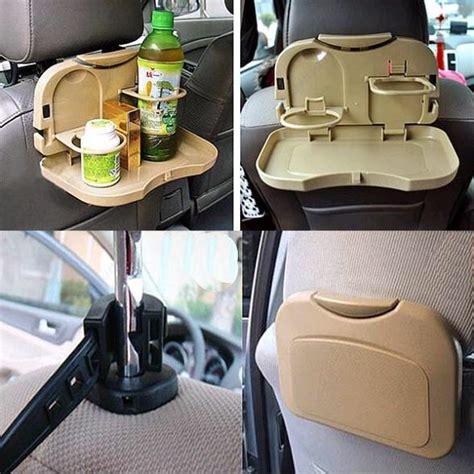 si鑒e de voiture porte gobelet de voiture porte gobelet de voiture table pliante rack débris fournitures automobiles de siège de voiture étagère en sièges du