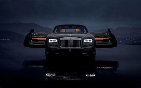Rolls Royce Wraith 4k Wallpapers by 2018 Rolls Royce Wraith Luminary Collection 4k Wallpapers