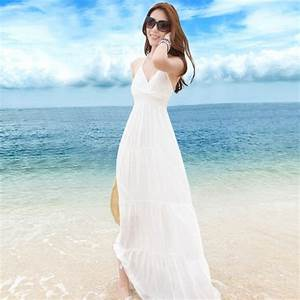 white beach wedding dresses casual di candia fashion With white beach wedding dresses casual