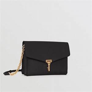 Kleine Tasche Schwarz : kleine crossbody tasche aus leder schwarz damen burberry ~ Watch28wear.com Haus und Dekorationen