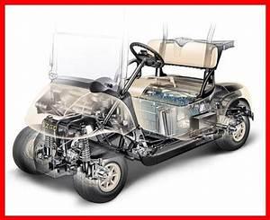 Ezgo Golf Cart Fleet Freedom  U0026 Pds Repair Service Manual