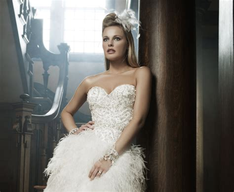 Honest Questions Hollywood Glamour Wedding Dresses