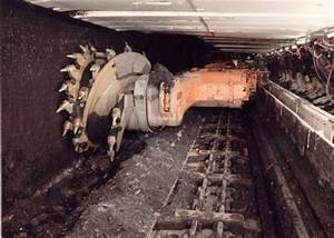 Long Wall technology in Coal Mines