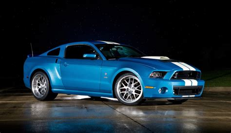 Gt 500 Hp by Carroll Shelby Honored With 850 Hp 2013 Ford Mustang
