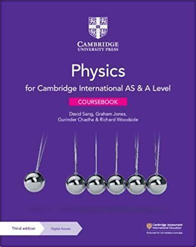 cambridge international   level physics coursebook