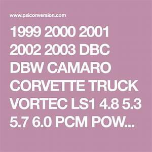 Ls  Vortec Engine Pcm Programming Service