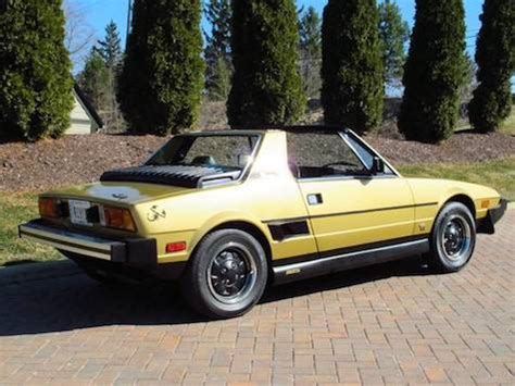 fiat  classic italian cars  sale