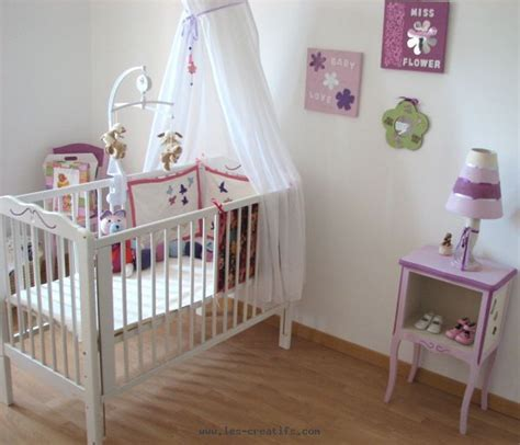 décoration chambre bébé faire soi même