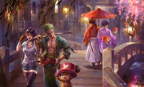 piece painting  hd anime  wallpapers images