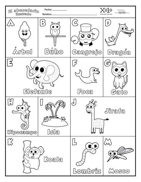 abecedario en espanol worksheet free printables worksheet apktodownload com