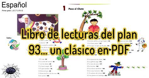 May 19, 2017 at 15:46 hrs. Paco El Chato Lectura Pdf - Libros Favorito
