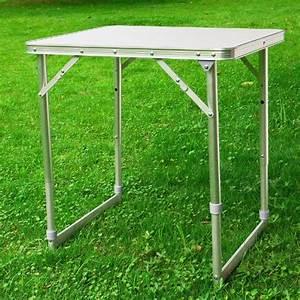 Table Pliante Valise : table pliante valise pas cher ~ Melissatoandfro.com Idées de Décoration