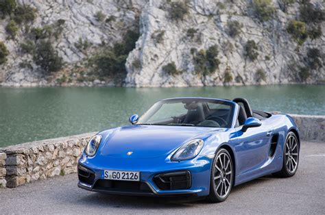 Porsche Launches The Boxster Gts Cayman Gts In India