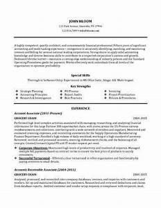 Resume Template Accountant Accounting Associate Resume Sample Resume Resume Tips