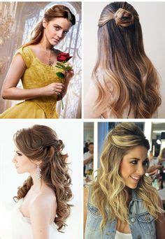belle beauty   beast hairstyle ideas beauty