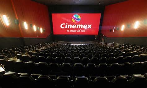 Cinemex. Elige sucursal   Peixe
