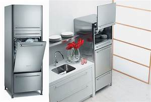 compact appliances for small kitchens dmdmagazine home With refrigerators for small kitchens