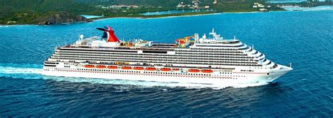 Carnival Breeze  Deck Plans, Activities & Sailings