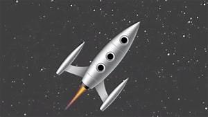 Flying Spaces Preis : rakete nach raum zeichentrick als symbol der stratup business fliegen stockvideo romansl ~ Udekor.club Haus und Dekorationen