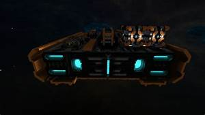Industrial_SHIP_H_Collector (Harvester)   StarMade Dock